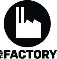 The Factory Petroc logo